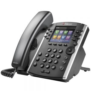 تلفن تحت شبکه (Voip) پلیکام VVX 400