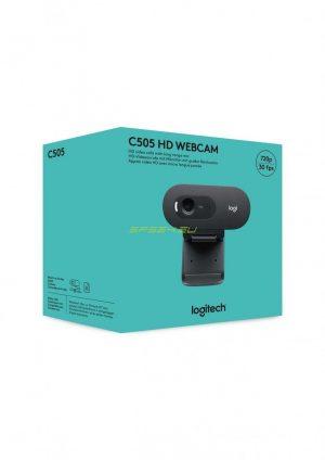 وب کم لاجیتک مدل C505 HD