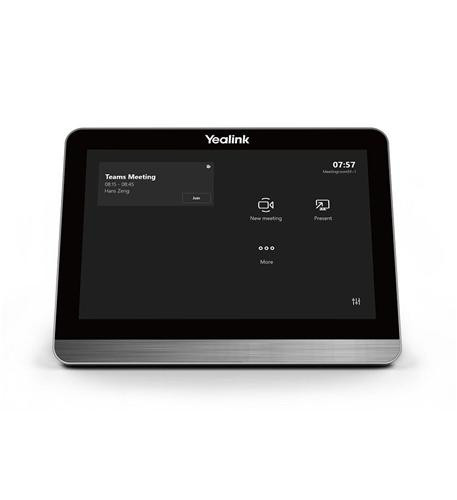 yealink touch panel